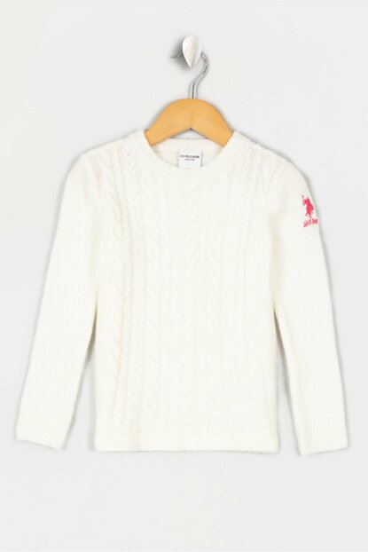 White Girls Sweater Sweater G084SZ0TK.000.817746