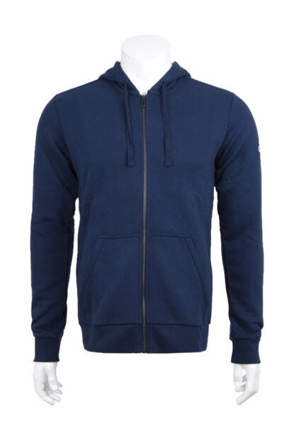 Men's Sweatshirt - Ess Base Fz Slb - BK3718