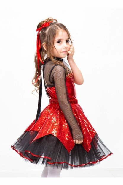Modern Dance 6 Age Girl Costume ST00007-6