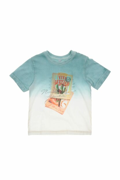 Boys' Mint T-Shirt 19117166100