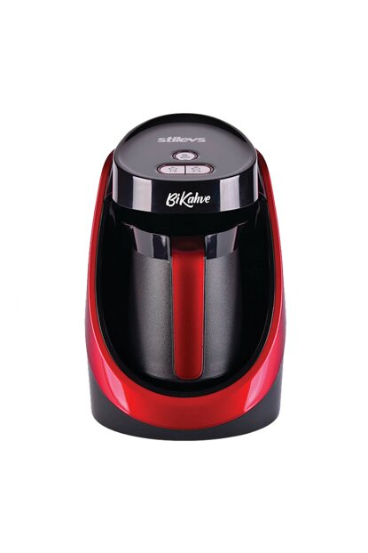 BIKAHVE AUTOMATIC TURKISH COFFEE MACHINE - RED SIH31152