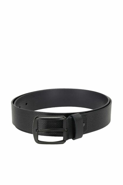 Navy Blue Men's Belt 000000000100399211