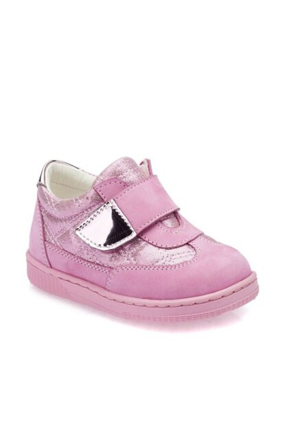 Pink Girls' Leather Boots 000000000100331166
