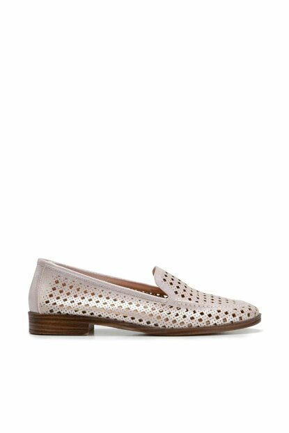 Pink Women Loafer Shoes 01AYH145650A710