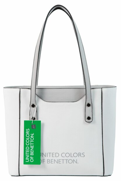 White Women Shoulder Bag BNT76