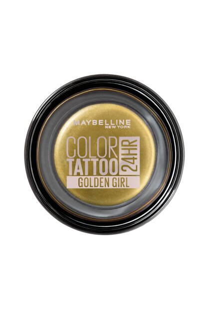Eye Shadow Cream - Color Tattoo 24HR 200 Golden Girl 3600531581510 CLRTTOO24HR
