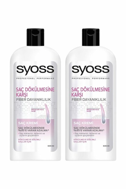 Hair Loss Conditioner 550 ml x 2 Pack SET.HNKL.333