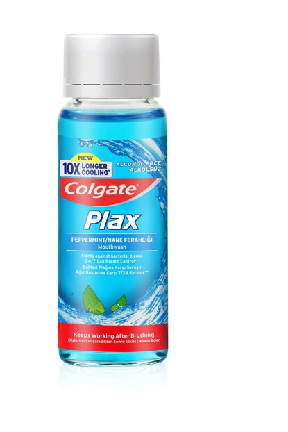 Colgate Plax Mint Freshness Oral Care Water 100 Ml 34031286