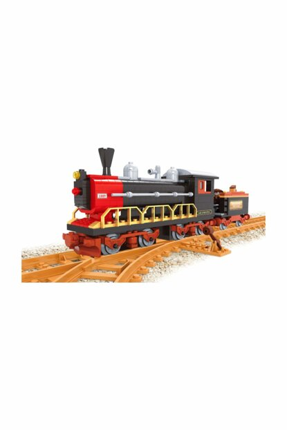 Ausini City Train Set of 406 Pieces / 158900BIG25610