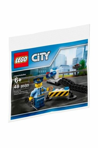Lego ® City 40175 City Police Mission Pack / RS-L-40175