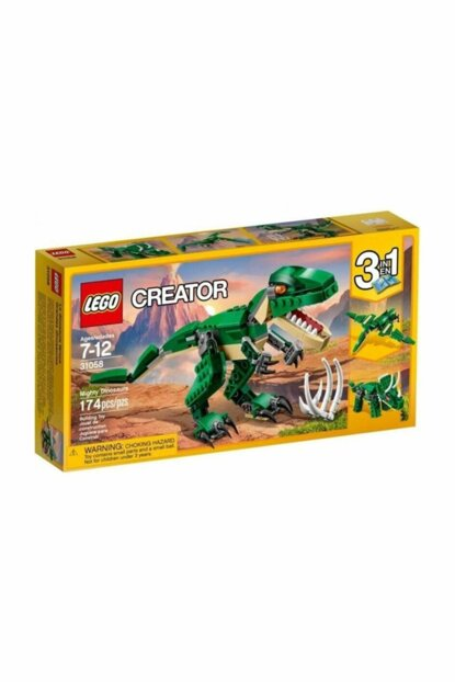 Lego ® 31058 Creator The Great Dinosaurs / LEG31058