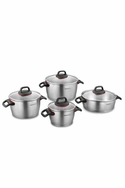 Gusto 8 Pieces Cookware Set A1086 2018ST000006871