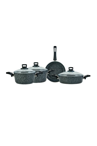 Bio Granitech 7 Piece Cookware Set 153.03.07.9476