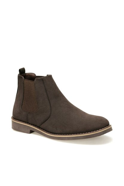 Brown Men's Boots 000000000100438832