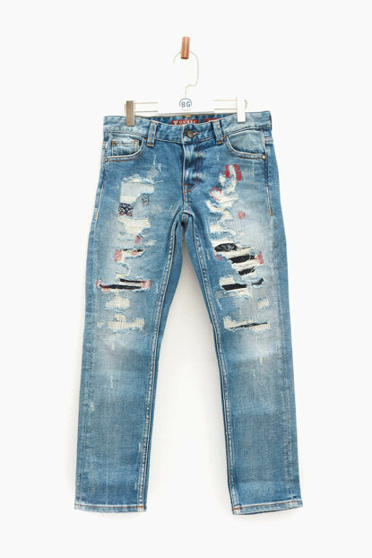 Jean Boys Trousers 18SSGL81A11