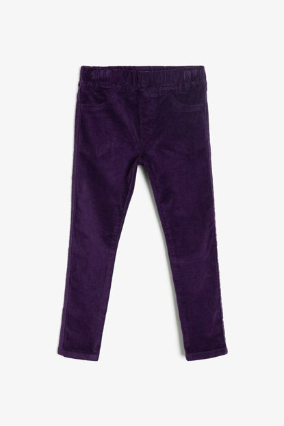 Purple Girls Trousers 0KKG47497OW