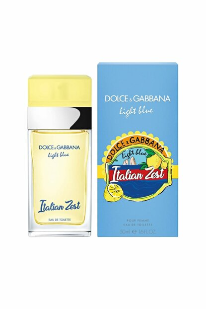 Light Blue Italian Zest Edt Fragrance for Women 50 ml 3423473045557 P.DG.LB.IZ.B.EDT50