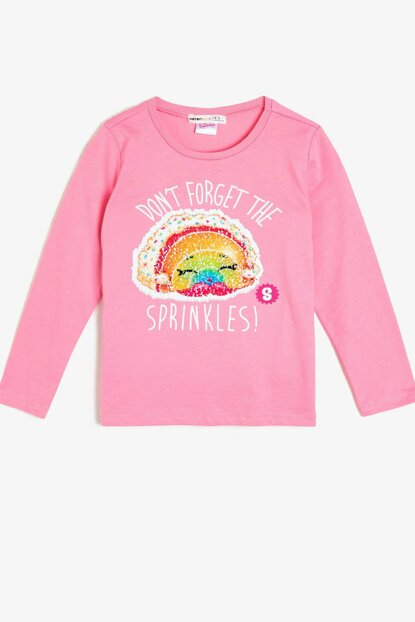 Pink Children's T-Shirt 0KKG17732AK