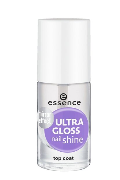 Top Coat - Ultra Gloss Shine Mirror Effect 8 ml 4251232211597