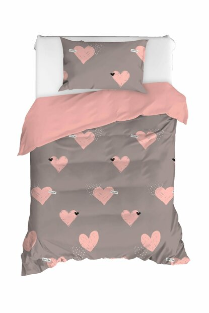 100% Natural Cotton Single Size Duvet Cover Set Jana Cinderella Ep-020317