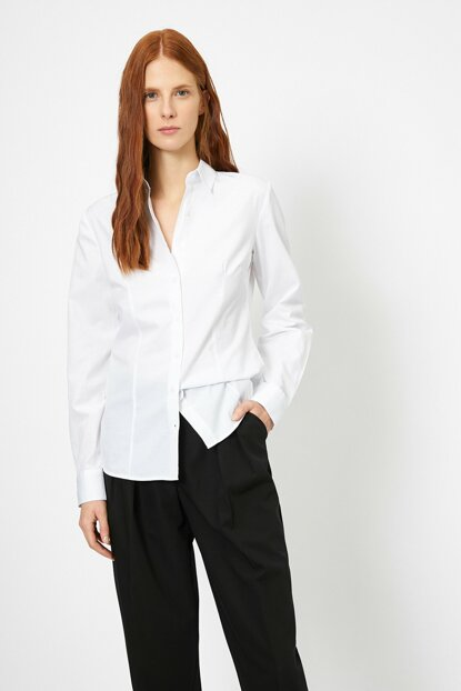 Women's White Shirt 0YAK62882YW