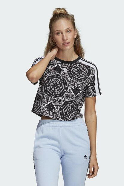 Women's Originals T-shirt - Crop Tee - DX4238