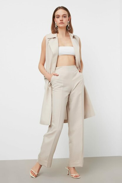 Women's Natural Trousers IS1190003141