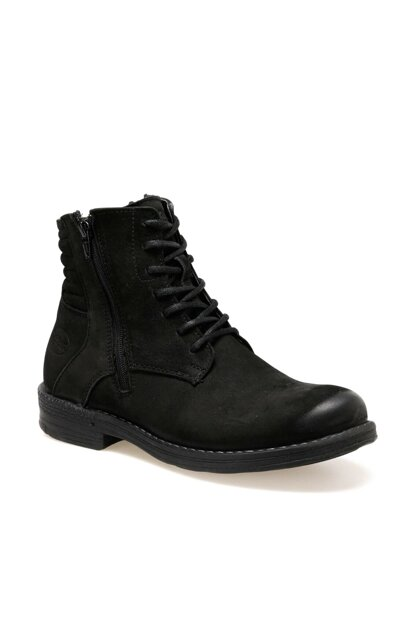 Black Men's Boots 225270 9PR