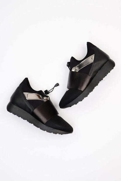Women's Casual Shoes Black G0449032517