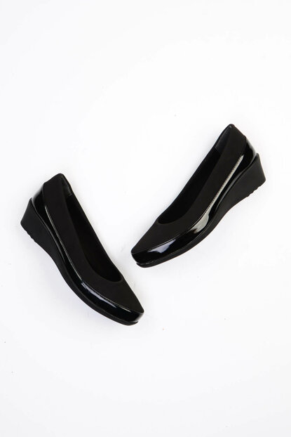 Women's Casual Shoes Black G0503190798