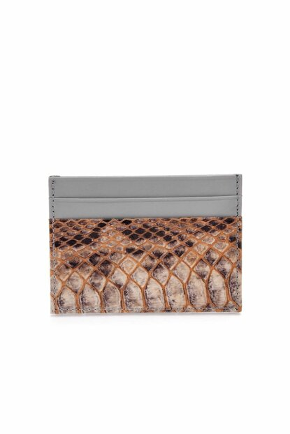 Genuine Leather Taba Women Wallet 05CUH128410A370