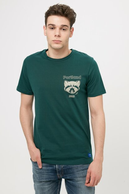 T-Shirt - Stokes Originals Tee SS Crew Neck 12162192