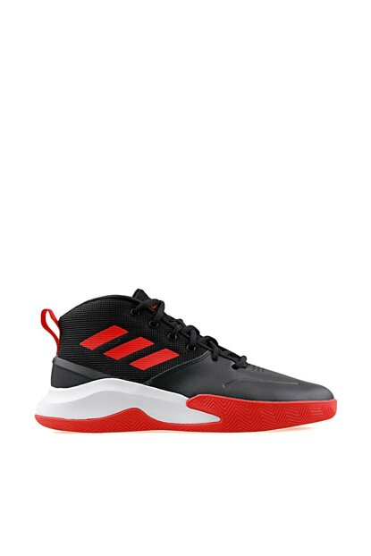 Black - Red Kids' Casual Shoes Advantage K EE9630