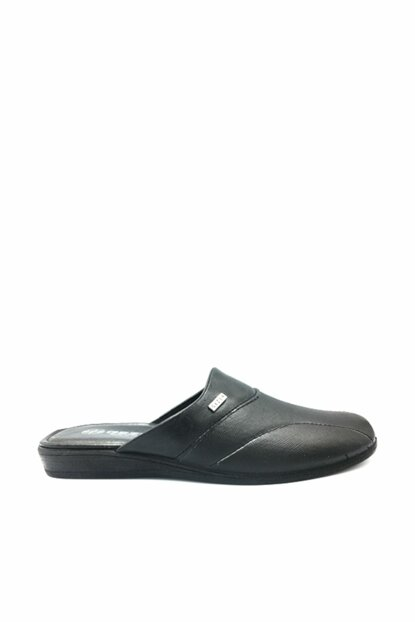 BLACK Men's Slippers GZR10181