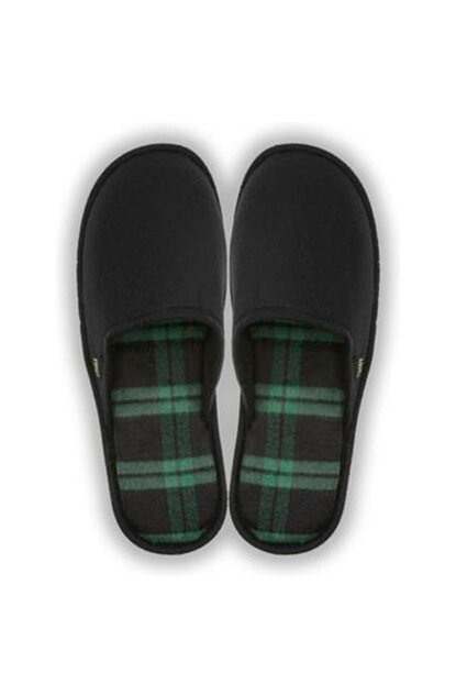 Black Men's Slipper TWIGYRR0451