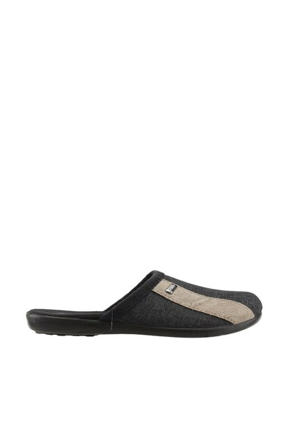 Black Men's Slipper 18A05006