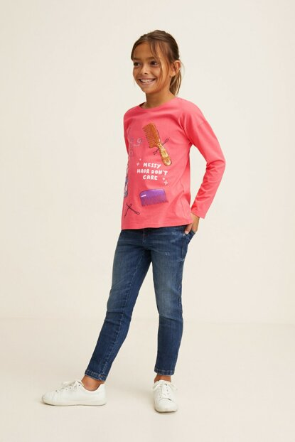 Coral Girls T-Shirt 33035739