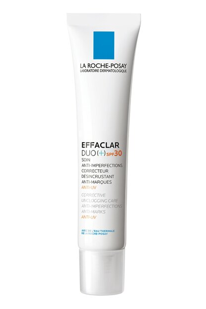 Effaclar Duo (+) Spf30 40 ml Treatment for Acne-Prone Skin 3337875549493
