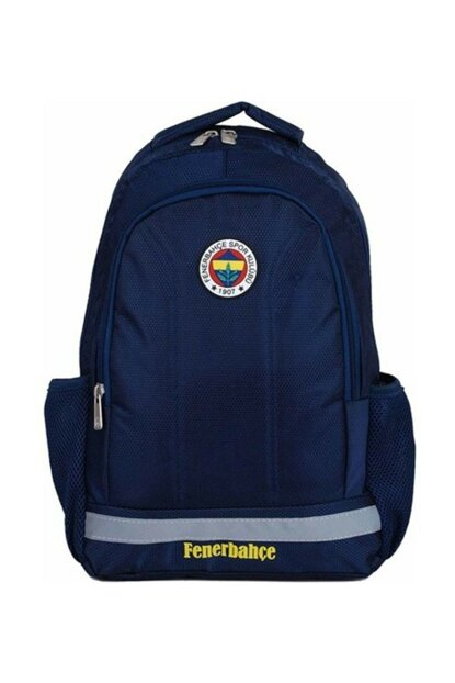 Hakan Canta Fenerbahce Mesh Backpack with Pocket 96159 KRT.8693132961596
