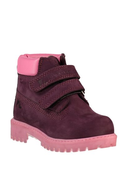 Purple Pink Girls Boots 100227288 A3374231