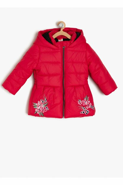 Red Girl Coat 9KMG29102OW