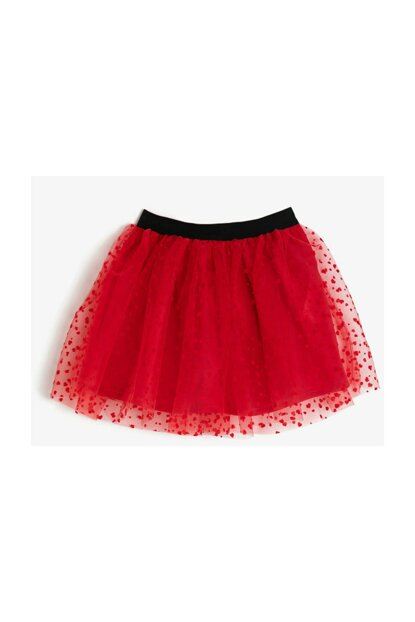 Red Children's Tutu Skirt 0KKG77291AW