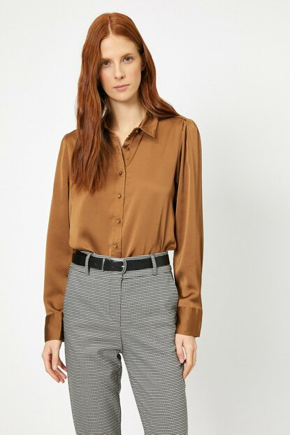 Women's Coffee Shirt 0KAK68201PW