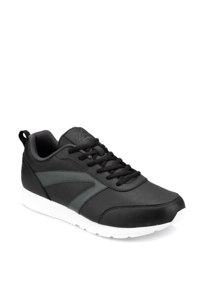 Black Gray Women Sneaker ANCHOR PU W 9PR