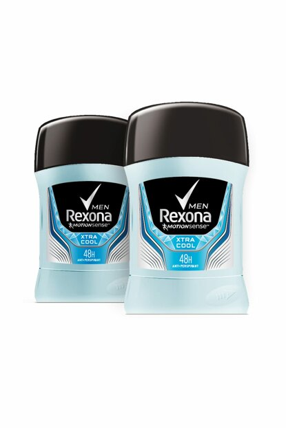 Men's Deodorant Stick Extra Cool 50 ml x 2 SET.UNI.463
