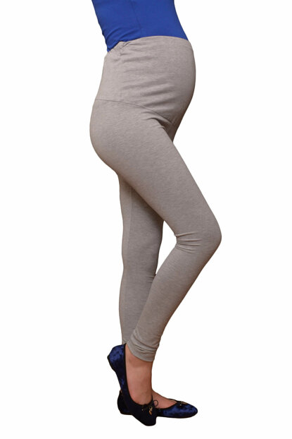 Gray Maternity Tights MYRA8009