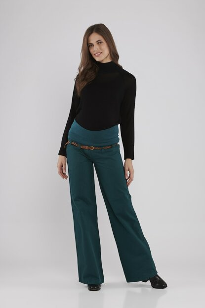 Pregnant Lauren Pants - Green M2097