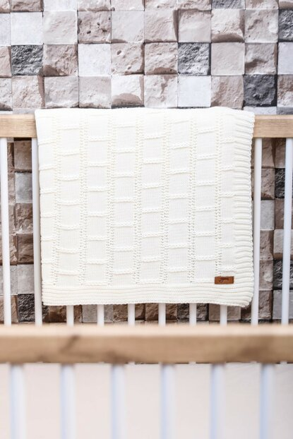 Can Baby Blanket 90x90 8682132050775