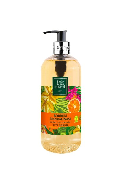 Liquid Soap with Natural Olive Oil Bodrum Mandarin 500 ml 85438