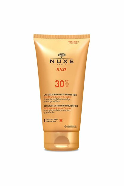 Tanning Cream - Sun Lait Delicieux Protection Spf30 150 ml 3264680007002